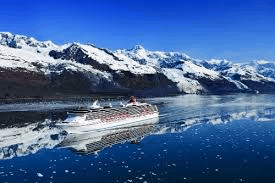 Alaska Carnival Cruise - book your cruise with The Travel Shop