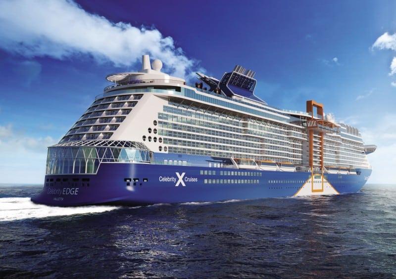 Cruise holidays - image of Celebrity edge