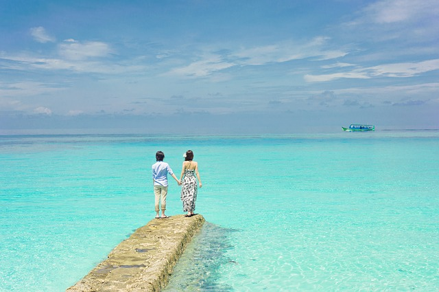 Book your honeymoon with The Travel Shop