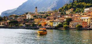 Limone Lake Garda
